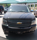 chevrolet suburban 2012 black suv ltz 1500 flex fuel 8 cylinders 4 wheel drive not specified 76051