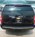 chevrolet tahoe 2012 black suv ltz flex fuel 8 cylinders 4 wheel drive not specified 76051