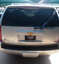 chevrolet suburban 2012 silver ice suv ltz 1500 flex fuel 8 cylinders 2 wheel drive not specified 76051