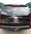 chevrolet suburban 2012 black suv lt flex fuel 8 cylinders 2 wheel drive not specified 76051