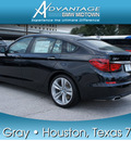 bmw 5 series 2012 black hatchback 550i gran turismo gasoline 8 cylinders rear wheel drive automatic 77002