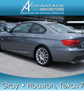 bmw 3 series 2012 dk  gray coupe 328i gasoline 6 cylinders rear wheel drive automatic 77002
