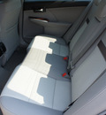 toyota camry 2012 silver sedan xle 4 cylinders automatic 76116