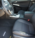 toyota camry 2012 silver sedan se 4 cylinders automatic 76116