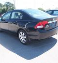 honda civic 2010 black sedan lx gasoline 4 cylinders front wheel drive automatic 28557