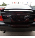ford focus 2005 black sedan zx4 gasoline 4 cylinders front wheel drive 5 speed manual 33157
