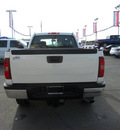 chevrolet silverado 2500 2011 white work truck gasoline 8 cylinders 4 wheel drive automatic 79925