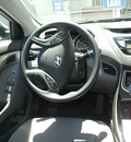 hyundai elantra 2013 silver sedan gls gasoline 4 cylinders front wheel drive automatic 94010