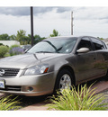 nissan altima 2006 gray sedan 2 5 s gasoline 4 cylinders front wheel drive automatic 99352