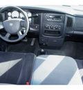 dodge ram pickup 2500 2004 gray slt gasoline 8 cylinders 4 wheel drive automatic 99352