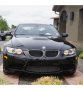 bmw m3 2011 black coupe gasoline 8 cylinders rear wheel drive steptronic 99352