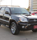 toyota 4runner 2009 black suv sport edition gasoline 6 cylinders 2 wheel drive automatic with overdrive 77074