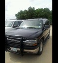 chevrolet tahoe 2004 black suv lt flex fuel 8 cylinders rear wheel drive 4 speed automatic 77471