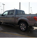 ford f 150 2012 gray f150 flex fuel 8 cylinders 2 wheel drive automatic 77471