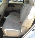 acura mdx 2012 white suv w tech w res gasoline 6 cylinders all whee drive automatic with overdrive 77074