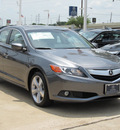 acura ilx 2013 gray sedan gasoline 4 cylinders front wheel drive automatic with overdrive 77074