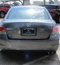 honda accord 2009 dk  gray sedan ex gasoline 4 cylinders front wheel drive automatic with overdrive 77074