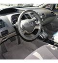 honda civic 2007 black sedan ex gasoline 4 cylinders front wheel drive automatic 77339