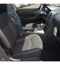 nissan rogue 2012 lt  gray sv gasoline 4 cylinders front wheel drive automatic with overdrive 77477