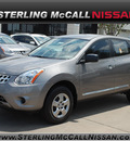 nissan rogue 2012 lt  gray s gasoline 4 cylinders front wheel drive automatic with overdrive 77477