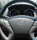 hyundai sonata 2011 silver sedan gls gasoline 4 cylinders front wheel drive automatic 75070