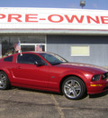ford mustang 2008 dk  red coupe gt premium gasoline 8 cylinders rear wheel drive 5 speed manual 75901