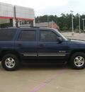 chevrolet tahoe 2003 blue suv flex fuel 8 cylinders rear wheel drive automatic 75901