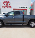 toyota tundra 2008 gray sr5 gasoline 8 cylinders 2 wheel drive automatic with overdrive 77864
