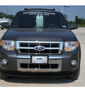 ford escape 2011 gray suv limited flex fuel 6 cylinders front wheel drive automatic 77575