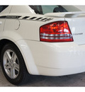 dodge avenger 2010 white sedan r t gasoline 4 cylinders front wheel drive automatic 76502