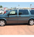 chevrolet uplander 2007 dk  gray van ls gasoline 6 cylinders front wheel drive automatic with overdrive 77706