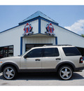ford explorer 2006 gold suv xlt 6 cylinders automatic 76541