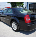 chrysler 300 2008 black sedan touring gasoline 6 cylinders rear wheel drive automatic 76541