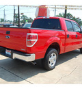 ford f 150 2011 red xlt flex fuel 6 cylinders 2 wheel drive automatic with overdrive 77657