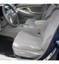 toyota camry 2011 blue sedan le gasoline 4 cylinders front wheel drive automatic 77521