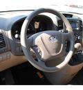 kia sedona 2012 tan van lx gasoline 6 cylinders front wheel drive 6 speed automatic 77521