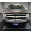 chevrolet silverado 1500 2008 brown lt gasoline 8 cylinders 4 wheel drive automatic with overdrive 77630