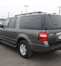 ford expedition el 2010 gray suv xlt flex fuel 8 cylinders 2 wheel drive automatic 76087