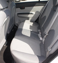 hyundai accent 2011 white sedan gasoline 4 cylinders front wheel drive automatic with overdrive 76087
