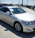 hyundai genesis 2012 platinum sedan 3 8l v6 gasoline 6 cylinders rear wheel drive automatic 76087