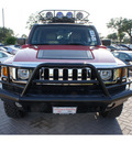 hummer h3 2007 red suv gasoline 5 cylinders 4 wheel drive automatic 78006