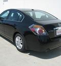 nissan altima 2012 black sedan sl gasoline 4 cylinders front wheel drive automatic 78577