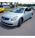 nissan altima 2009 silver sedan 2 5 sl gasoline 4 cylinders front wheel drive automatic 78539