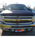 chevrolet silverado 1500 2012 dk  blue lt flex fuel 8 cylinders 4 wheel drive automatic with overdrive 77566