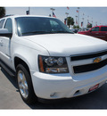 chevrolet suburban 2007 white suv flex fuel 8 cylinders rear wheel drive 4 speed automatic 77338