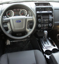 ford escape 2012 black suv limi flex fuel 6 cylinders front wheel drive automatic 75062