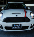 mini cooper 2010 off white hatchback s clubman gasoline 4 cylinders front wheel drive standard 79925