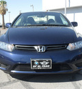 honda civic 2008 blue coupe ex l gasoline 4 cylinders front wheel drive automatic 79925