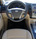 hyundai veracruz 2012 brown suv gasoline 6 cylinders front wheel drive 6 speed automatic 76049