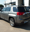 gmc terrain 2012 gray suv slt 2 gasoline 4 cylinders front wheel drive automatic 75007